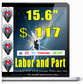 Laptop Screen Repair Houston Texas